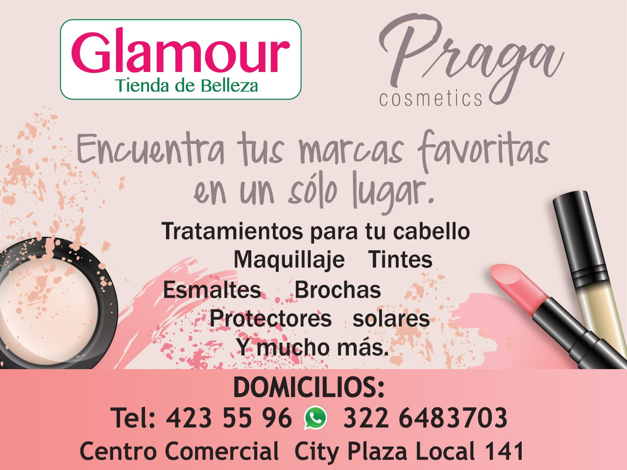 Glamour Belleza Maquillaje